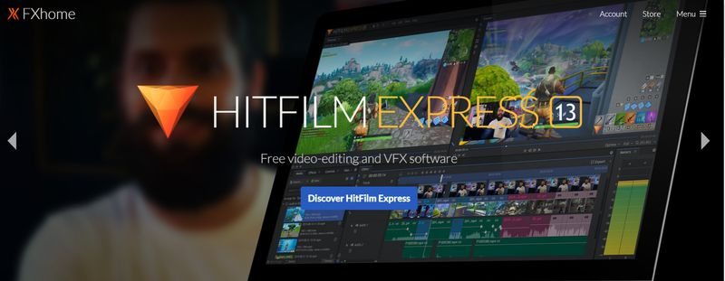 HitFilm Express Overview