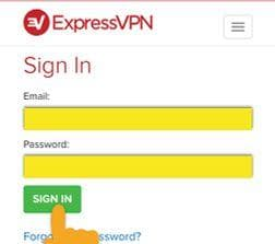 ExpressVPN-login-password